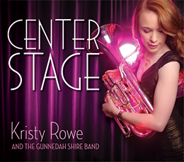 CD Cover: Center Stage